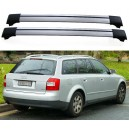 Audi A4 B6 Avant II 5dr Estate 01-04 Aero Cross Bars Set