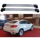 BMW X6 E71 2008+ Aero Cross Bars Set