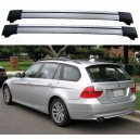 BMW 3-Series E91 Touring 2005–2010 Aero Cross Bars Set