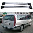 Citroën C5 5dr Estate 2004 - 2008 Roof Aero Cross Bars