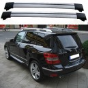 Mercedes-Benz GLK-Class X204 Roof Aero Cross bars Spoiler Set