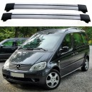 Mercedes-Benz Vaneo W414 2002-2005 Roof Aero Cross Bars Set