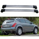 Nissan Murano Z50 5dr SUV 2002–2007 Roof Aero Cross bars Spoiler Set