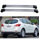Nissan Murano Z51 5dr SUV 2009–2012 Roof Aero Cross bars Spoiler Set