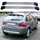 Rover Streetwise 3/5dr Hatch 2003 - 2005 Roof Aero Cross Bars