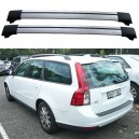 Volvo V50 5dr Estate 2004-2012 Roof Aero Cross Bars