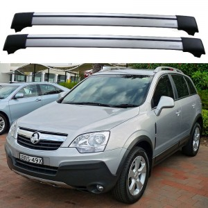 Vauxhall Antara 2007+ Roof Rack Cross Bars Set