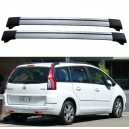 Citroën C4 Grand Picasso 2006+ Roof Rack Aero Cross Bars Set