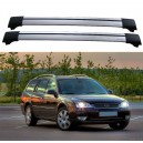 Ford Mondeo MK3 III 5dr Estate 2000-2007 Roof Aero Cross Bars Spoiler Set